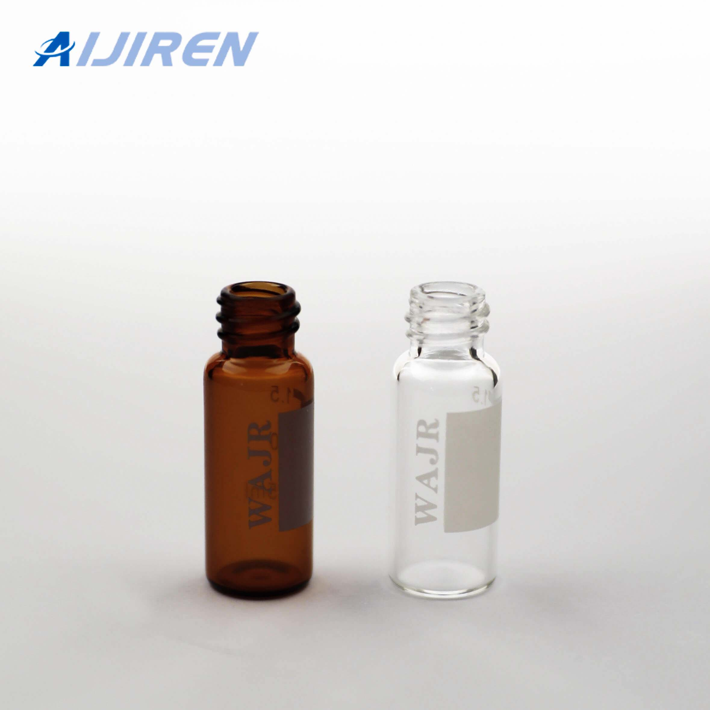 20ml headspace vialAmber and Clear Glass Vial