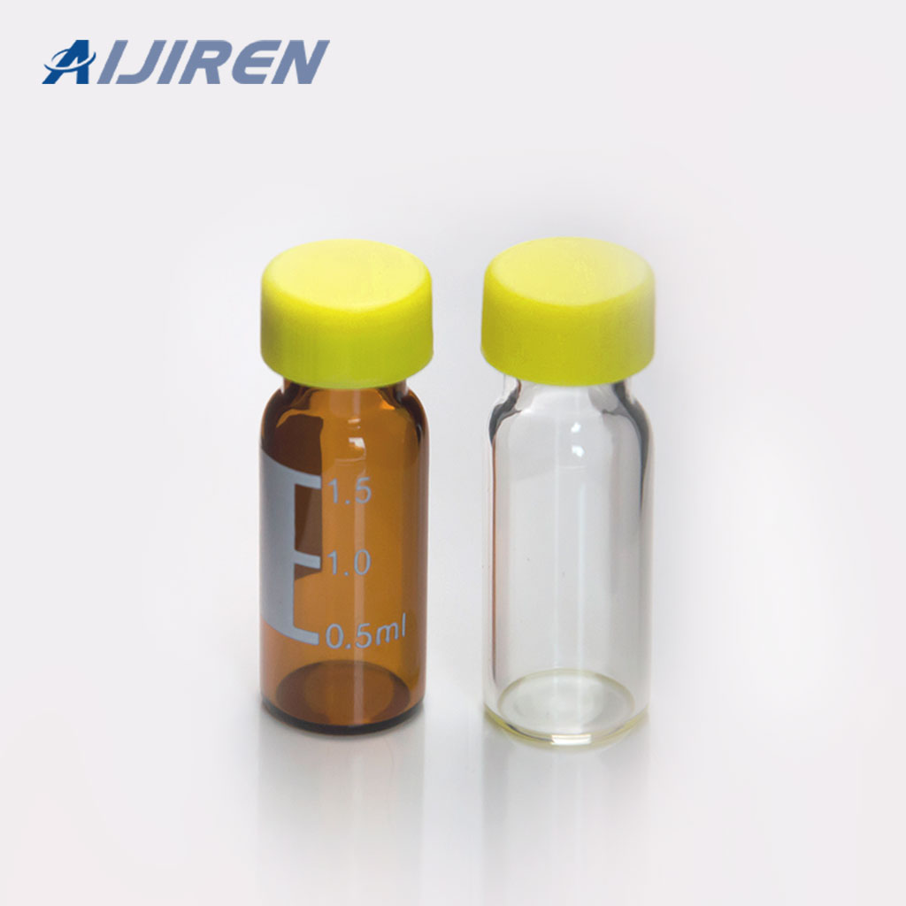 20ml headspace vial9mm Glass Vial with PP Cap