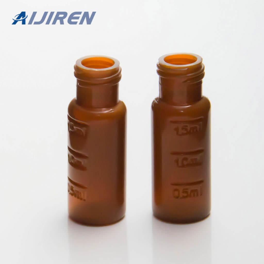 20ml headspace vial2ml 9mm Amber PP Vial