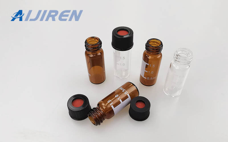 20ml headspace vial10mm Closures with 2ml Vial