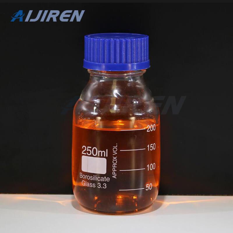 250ml Blue Cap Glass Reagent Bottle