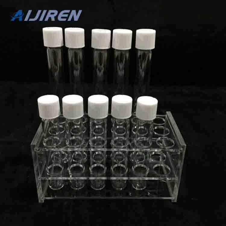 16mm Screw Neck Glass Test Tube
