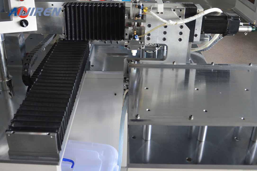 20ml headspace vialSepta Cutting Machine
