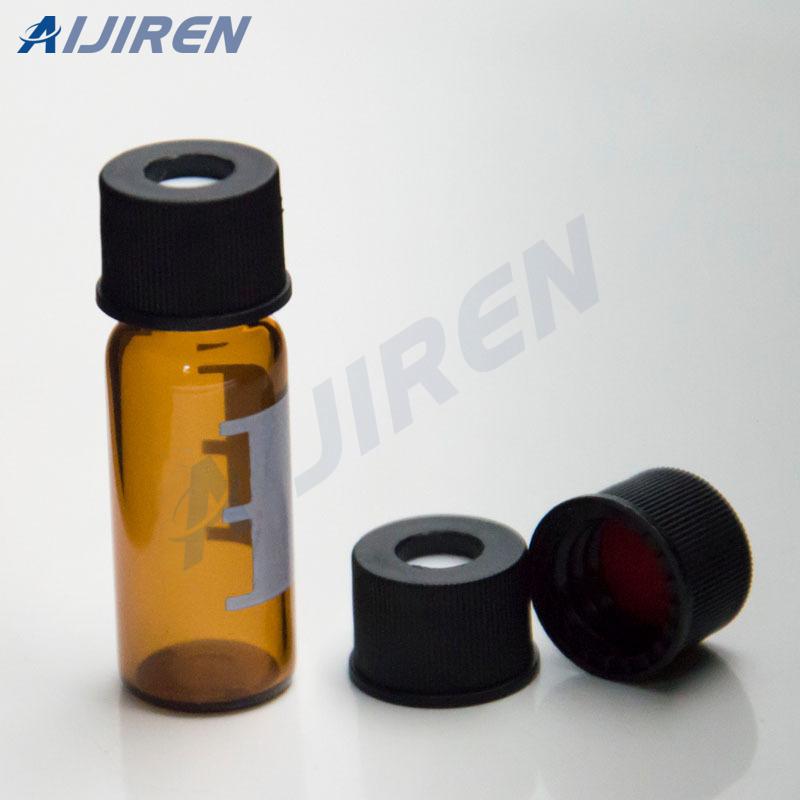 20ml headspace vial10mm Amber Screw Neck Vial