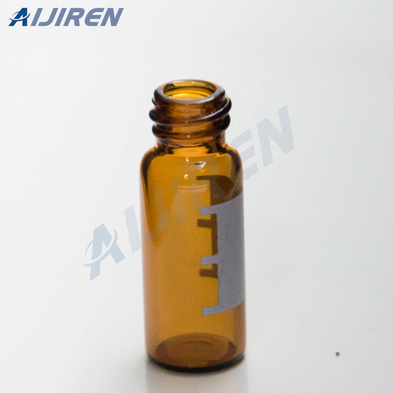 20ml headspace vial10mm Screw Thread Amber Vial