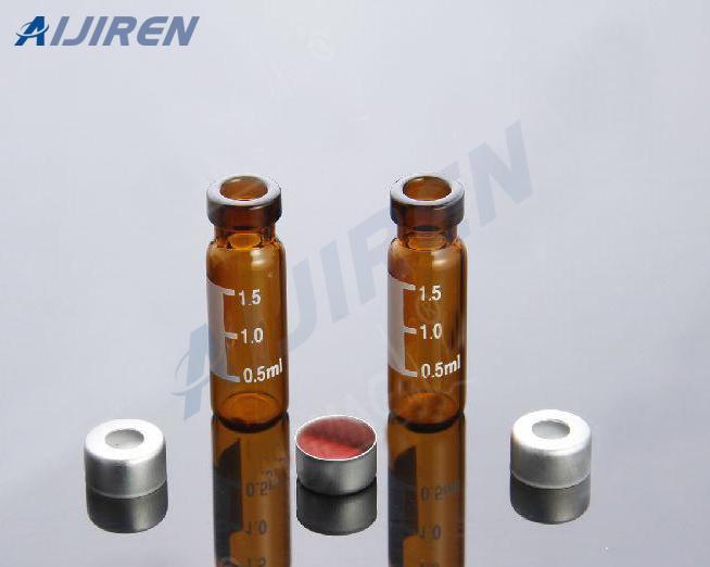 20ml headspace vial11mm Amber Glass Crimp Vial