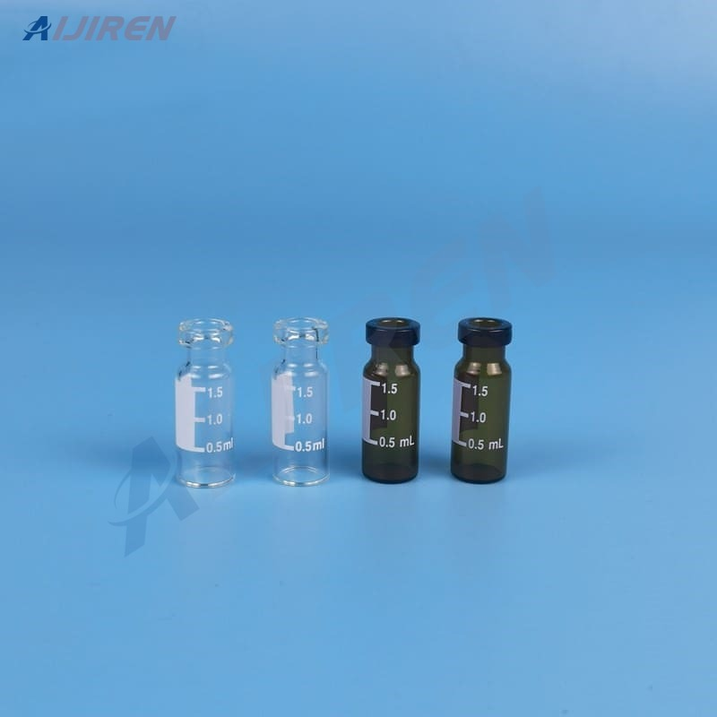 20ml headspace vial11mm Wide Mouth Crimp Vial