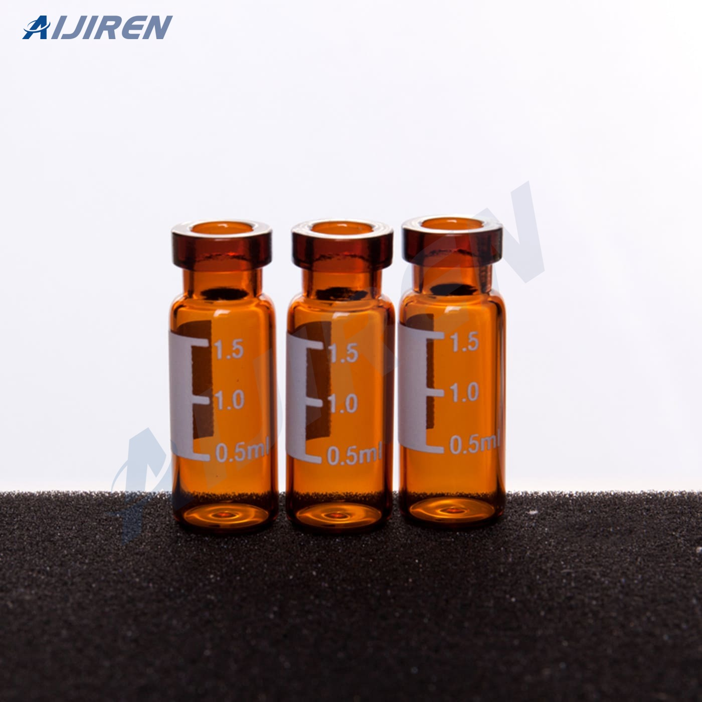 20ml headspace vial2ml 11mm Amber Glass Vial