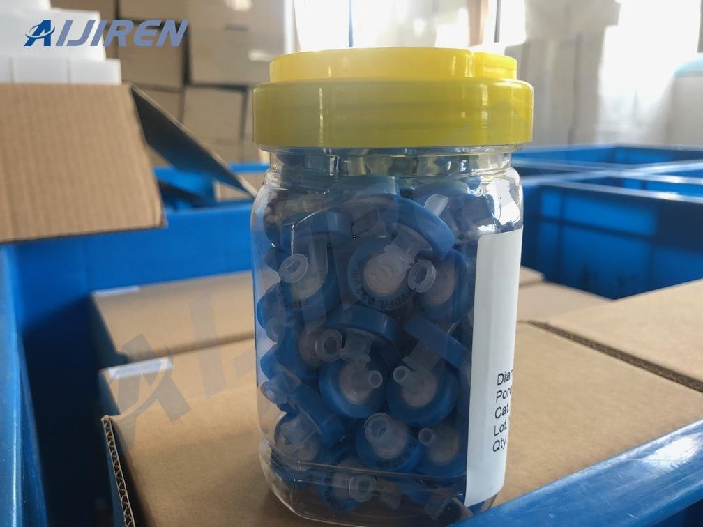 20ml headspace vial0.22 PVDF Syringe Filter