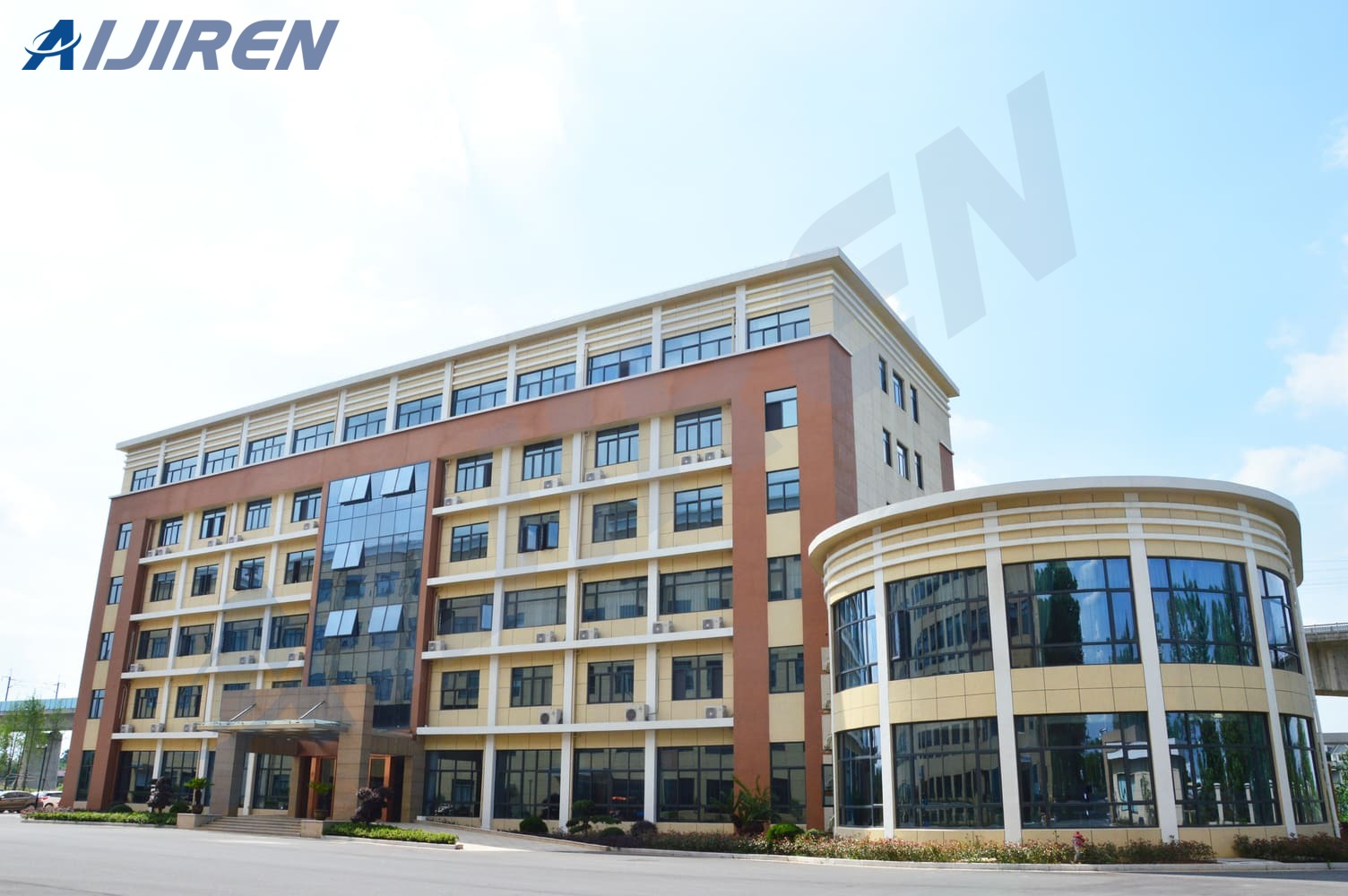 20ml headspace vialOffice Building of Syringe Filter Factory