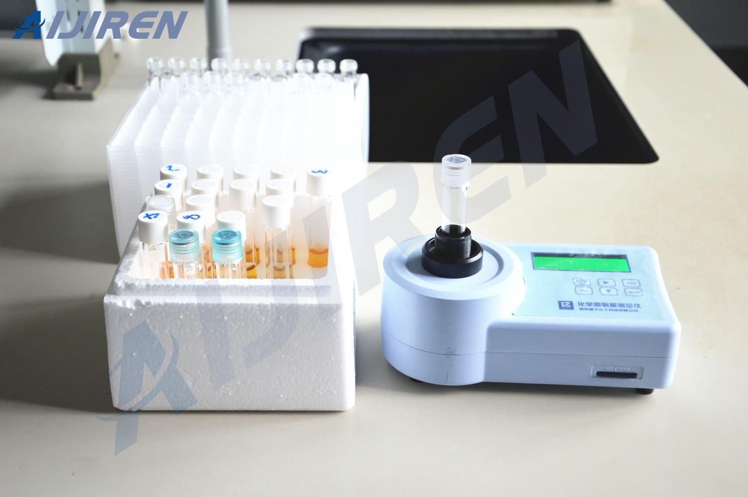 20ml headspace vialDetect the Stability of COD Test Tube