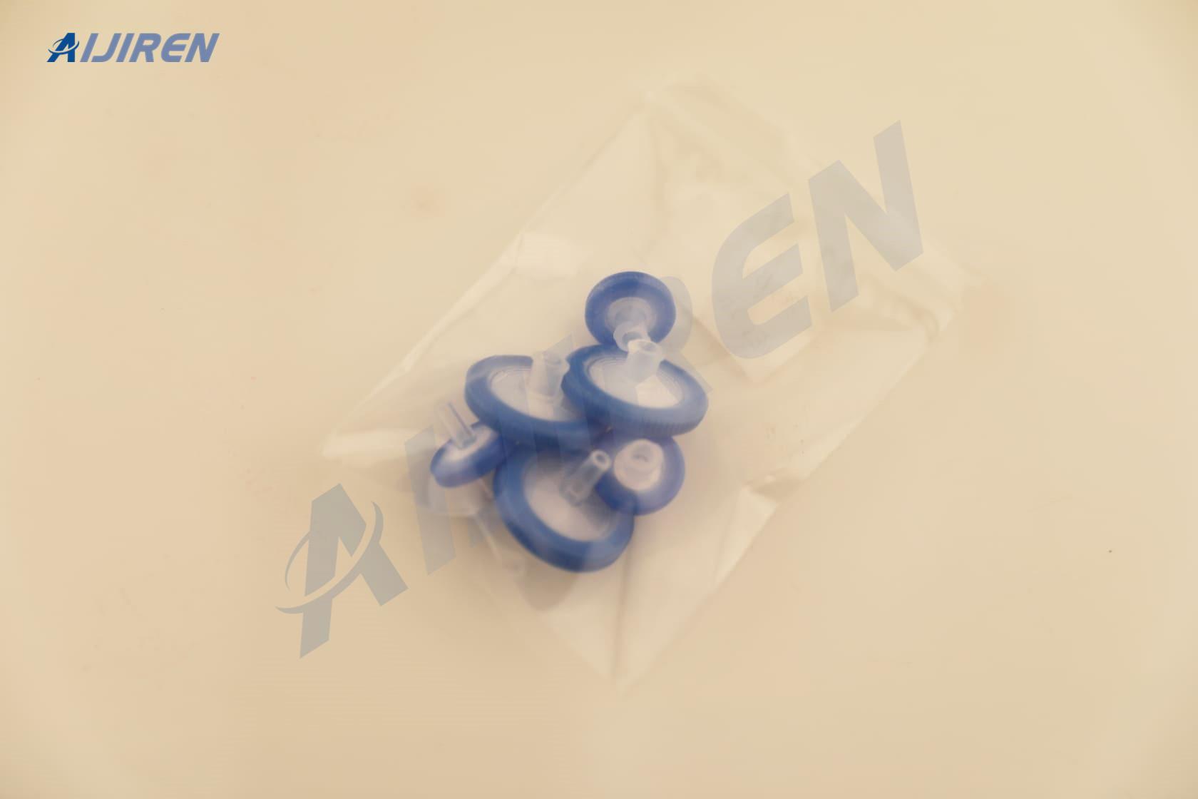 20ml headspace vialPacked Nylon Syringe Filter