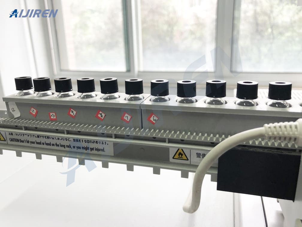 20ml headspace vial1.5ml Screw Neck 10mm Autosampler Vial