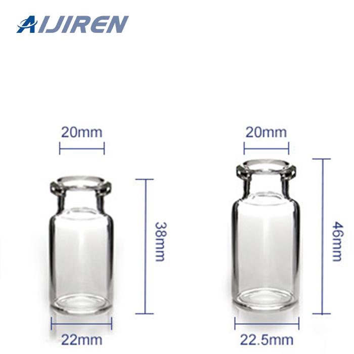 HPLC Sampler Vial 6-20mL 20mm Crimp-Top Vial ND20
