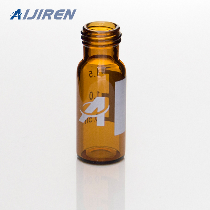 Sampler Vial 1.5ml 9mm Short Thread Vials ND9