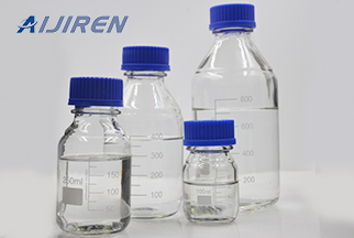 Autosampler Vial Wide Mouth Reagent Bottle Supplier from China