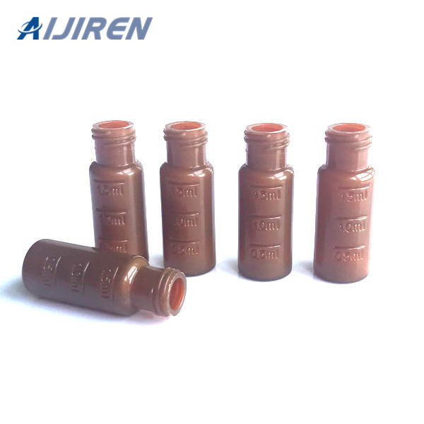 HPLC Sampler Vial Wholesale 9mm PP Autosampler Vial