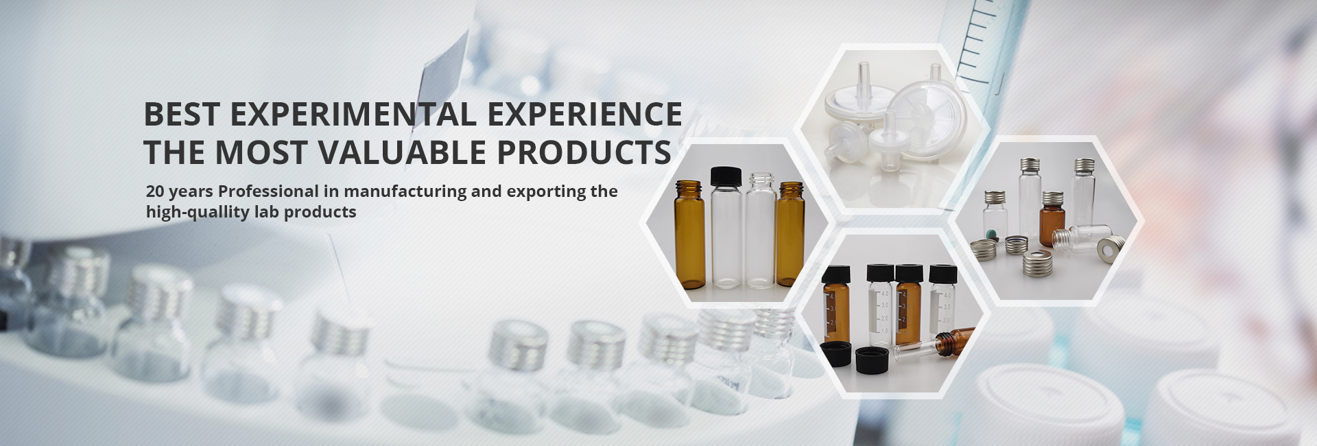 Aijiren Sampler Vials for HPLC factory