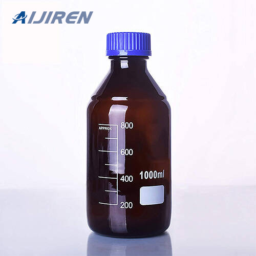 Aijiren Sampler VialAmber Glass Reagent Bottle