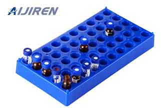Autosampler Vial 2ml Clear Screw Vials with Clousures Supplier
