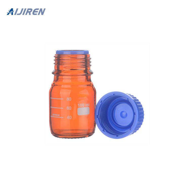 Sampler Vial Wholesale 100ml Amber Reagent Bottle