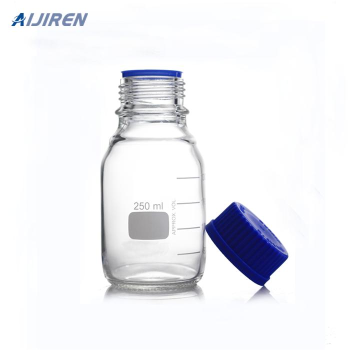 Sampler Vial Wholesale 250ml Clear Reagent Bottle