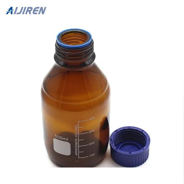 Aijiren Sampler VialWholesale 500ml Amber Reagent Bottle