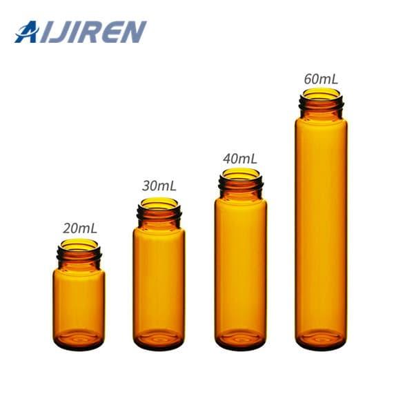 Sampler Vial 24-400 20ml Sample Storage Vial