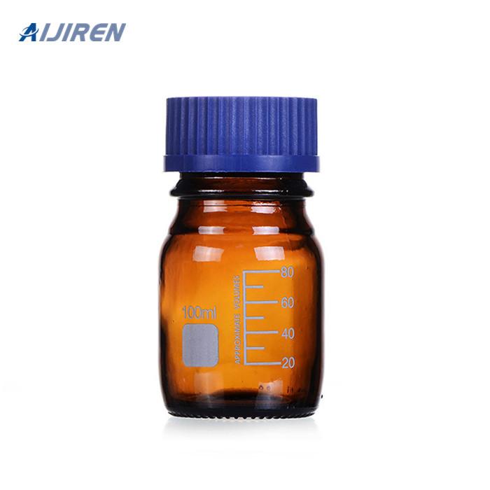 HPLC Sampler Vial Wholesale 100ml Amber Reagent Bottle