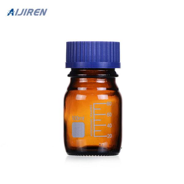 Autosampler Vial Wholesale 100ml Amber Reagent Bottle